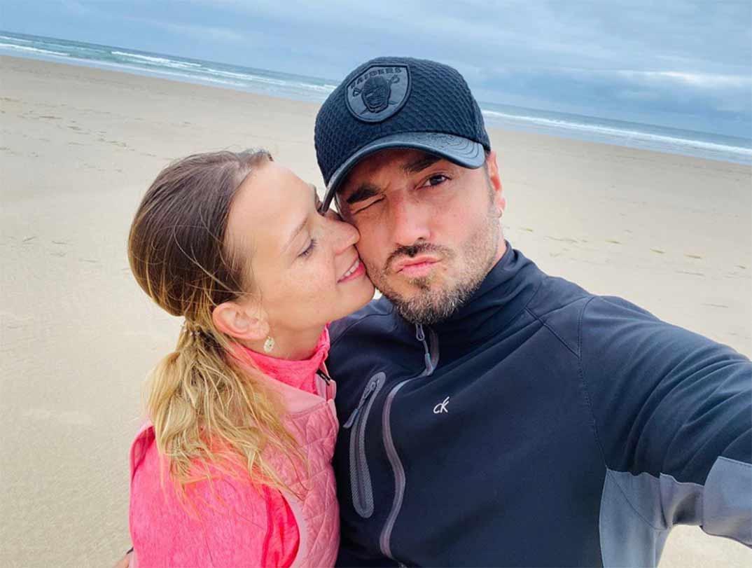 ¿Está Yana Olina embarazada?