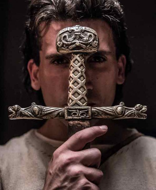 'El Cid', primeras imágenes de la serie protagonizada por Jaime Lorente