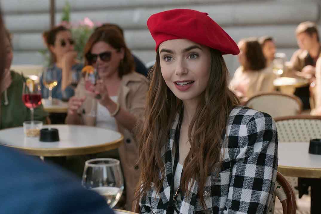 'Emily in Paris' – Estreno de la nueva comedia romántica de Netflix