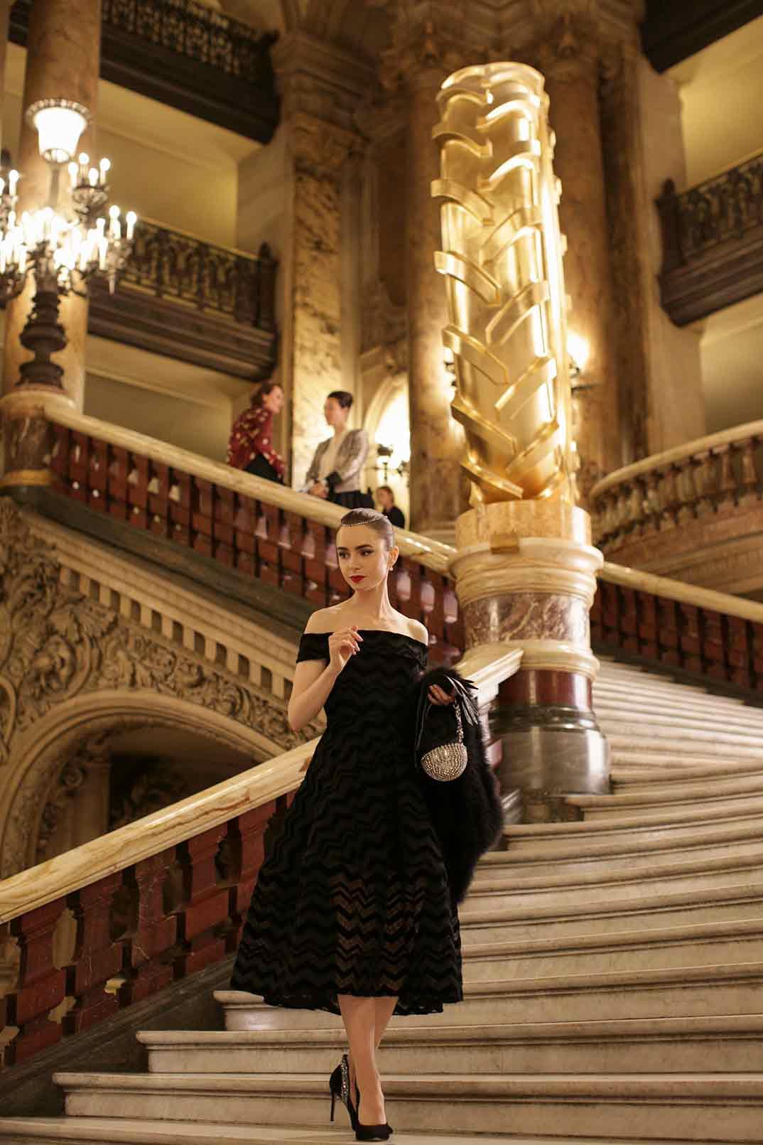 Emily in Paris © Netflix