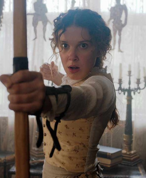 'Enola Holmes', protagonizada por Millie Bobby Brown, estreno hoy en Netflix
