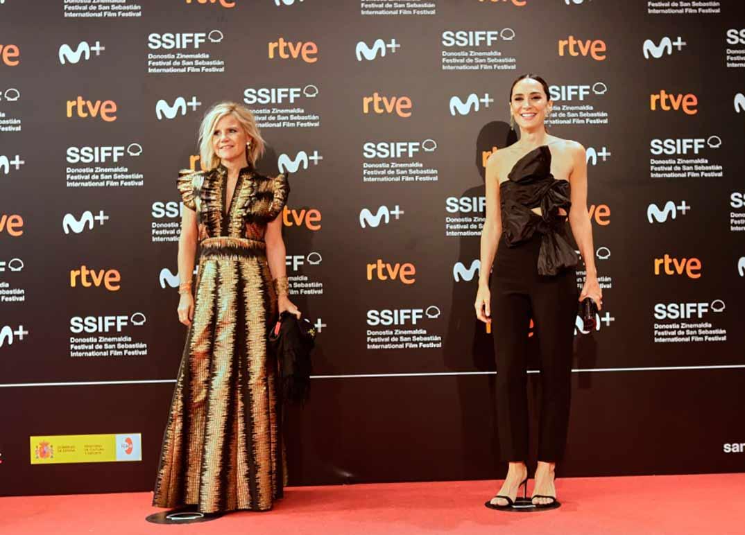 Eugenia Martínez de Irujo y Tamara Falcó © Festival de Cine de San Sebastián