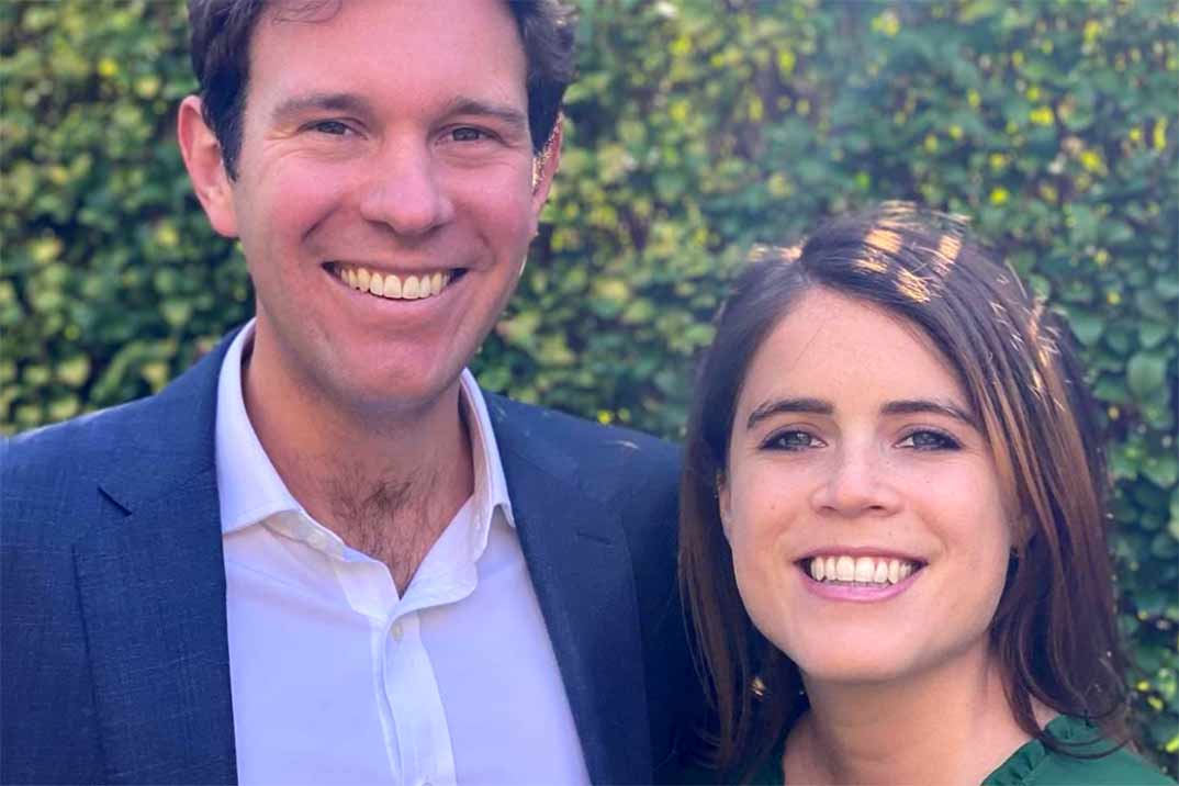 Eugenia de York y Jack Brooksbank esperan su primer hijo