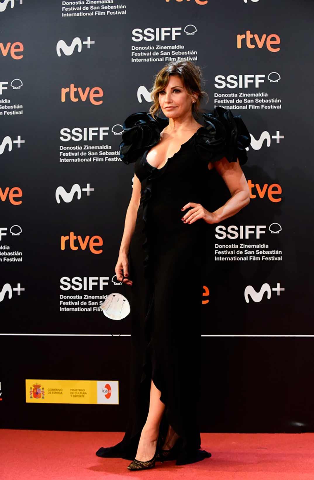 Gina Gershon © Festival de cine de San Sebastián