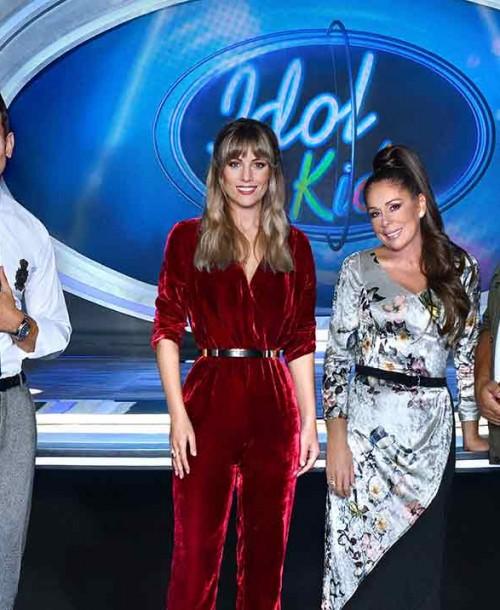 Isabel Pantoja regresa a la televisión con 'Idol Kids'