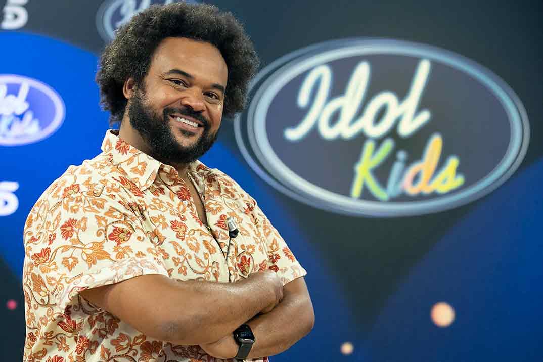 Carlos Jean - Idol Kids © Mediaset