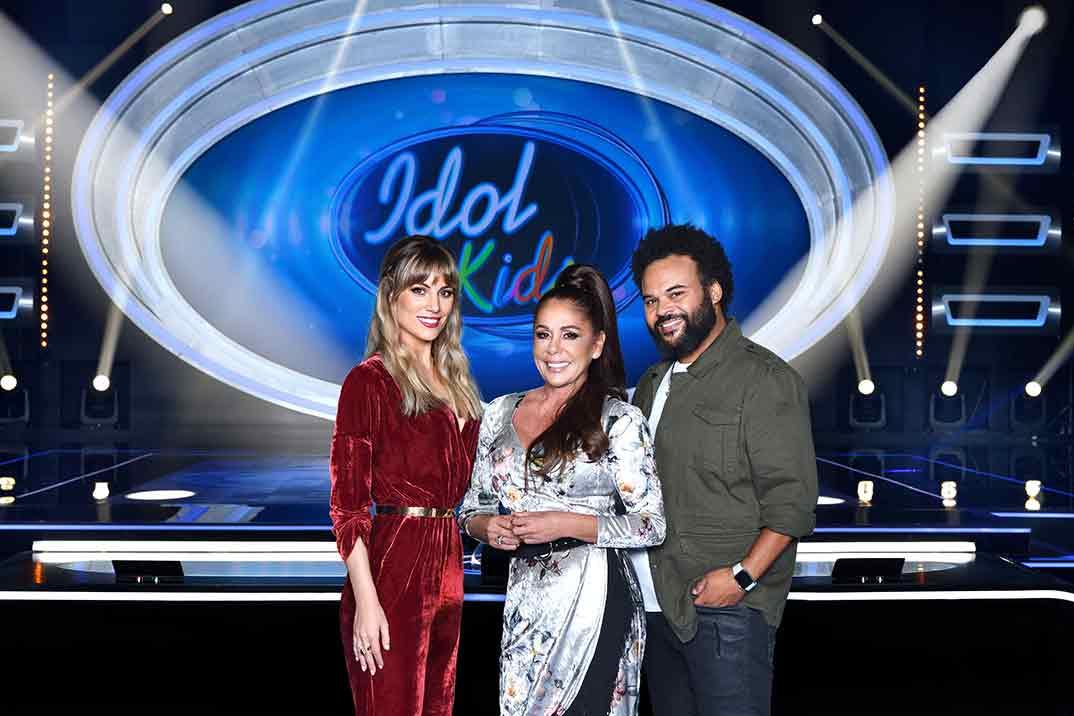 Primeros desacuerdos entre los miembros del jurado de 'Idol Kids'