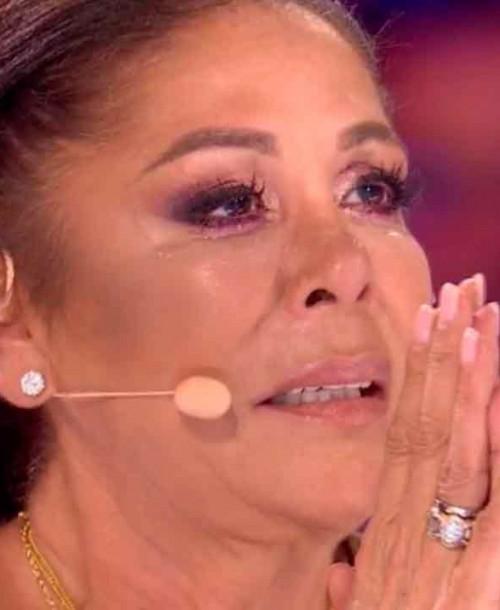 Isabel Pantoja se emociona al recordar a Paquirri en 'Idol Kids'