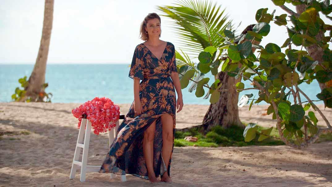 Sandra Barneda - La Isla de las Tentaciones © Mediaset
