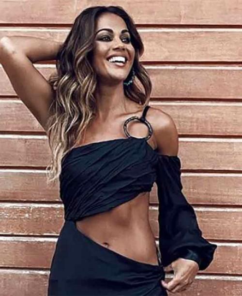 Lara Álvarez presume de novio por primera vez en Instagram