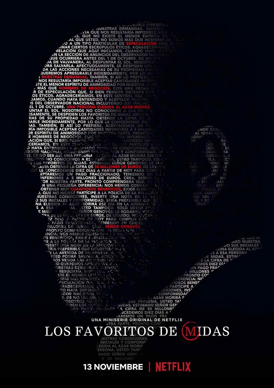 Los favoritos de Midas - Poster © Netflix
