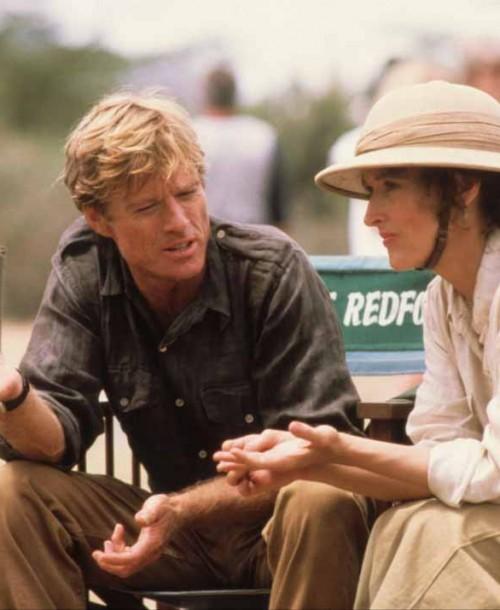 """""""Memorias de África"""" de Sydney Pollack con Meryl Streep y Robert Redford"""