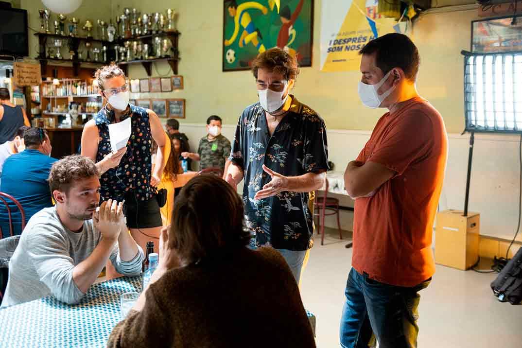 Merlí. Sapere aude - Segunda Temporada © Movistar+