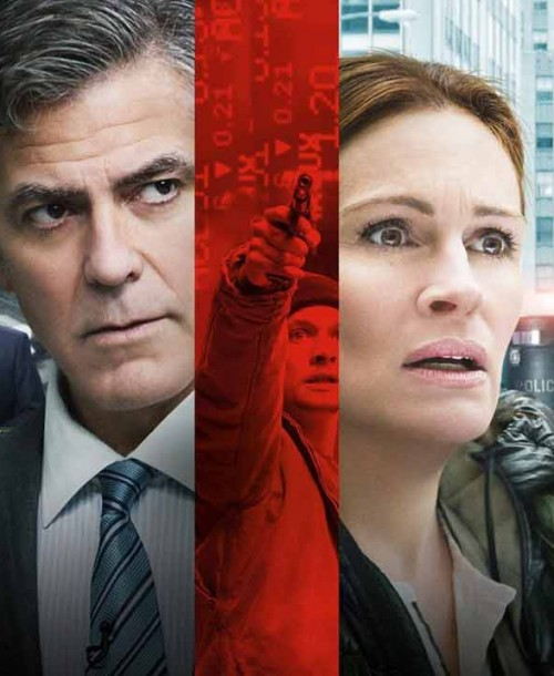 «Money Monster» con Julia Roberts y George Clooney esta noche en La 1