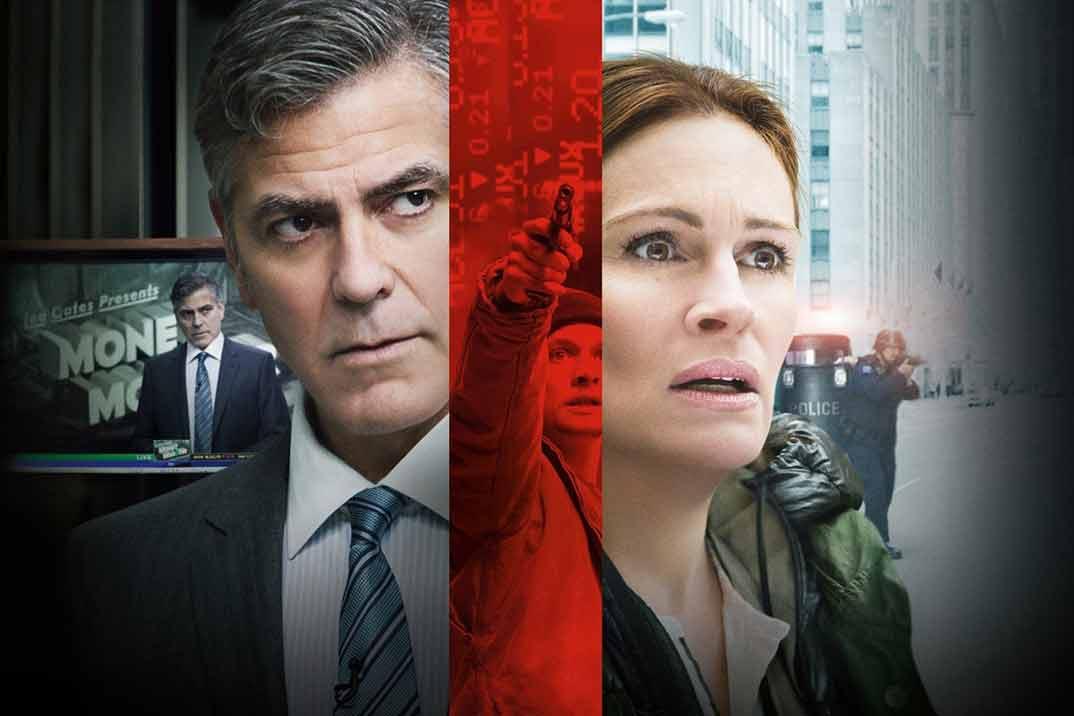 """""""Money Monster"""" con Julia Roberts y George Clooney esta noche en La 1"""