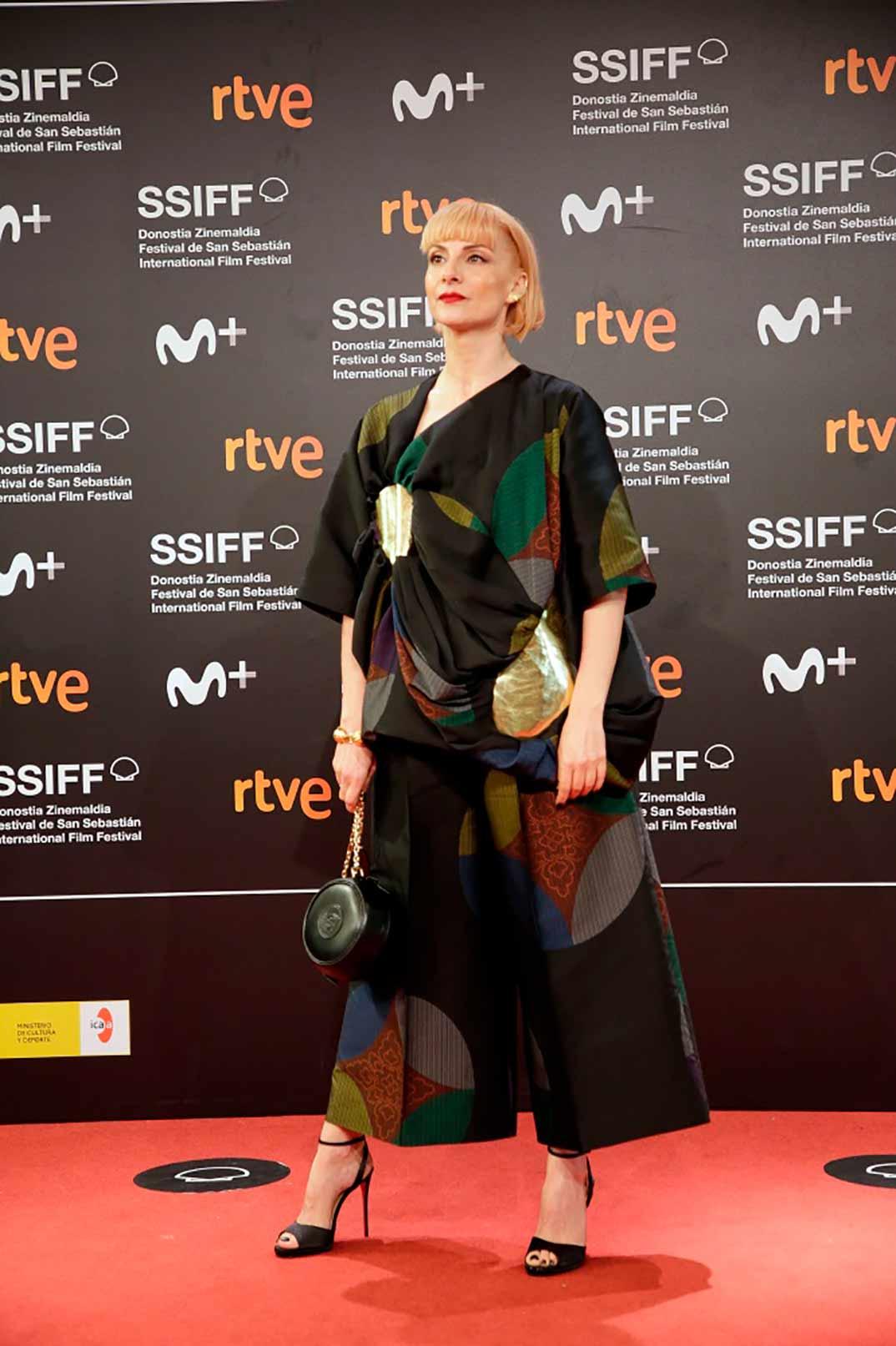 Najwa Nimri © Festival de Cine de San Sebastián