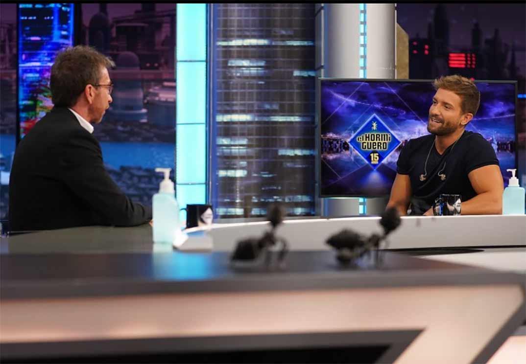 Pablo Alborán - El Hormiguero © Antena 3