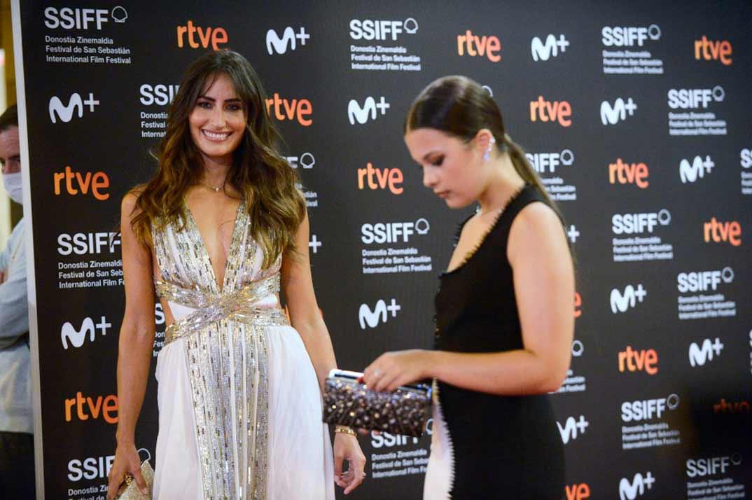 Rachel Valdés y Manuela Sánchez © Festival de Cine de San Sebastián
