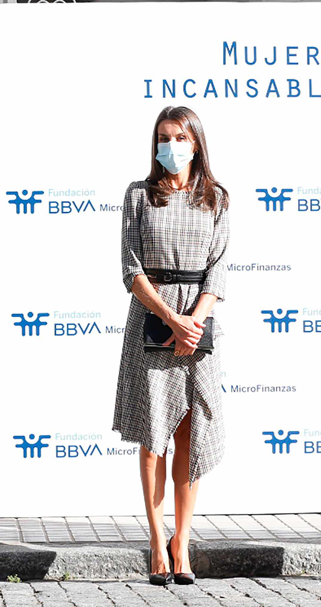 Reina Letizia - Fundación Microfinanzas del BBVA © Casa S.M. El Rey