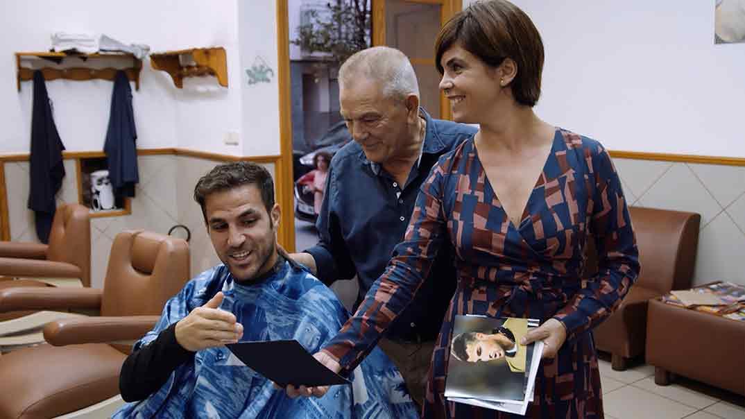 Cesc Fabregas - Samanta y la vida de… © Mediaset