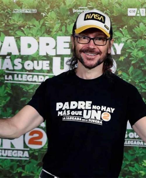 'Si te ríes, pierdes', el nuevo programa de Santiago Segura
