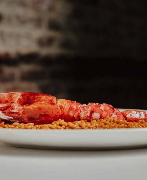 Restaurante El Señor Martín – El templo de los pescados y las brasas de Madrid