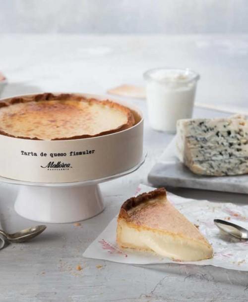 Disfruta de la icónica tarta de queso de Fismuler en Pastelería Mallorca