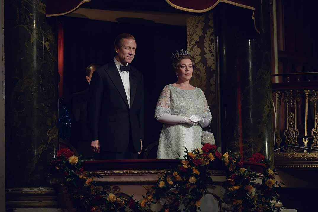The Crown - Temporada 4 © Netflix
