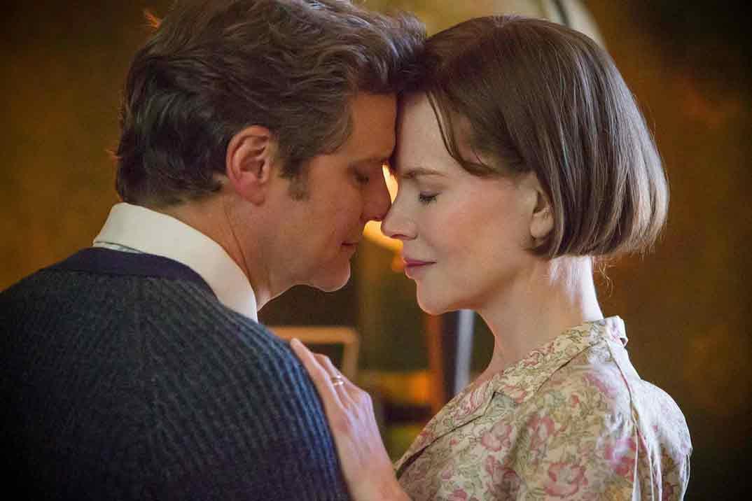 """""""Un largo viaje"""" con Colin Firth y Nicole Kidman esta noche en Cosmo"""