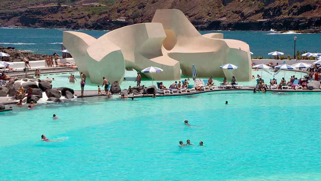 Viajeros Cuatro - Tenerife © Mediaset