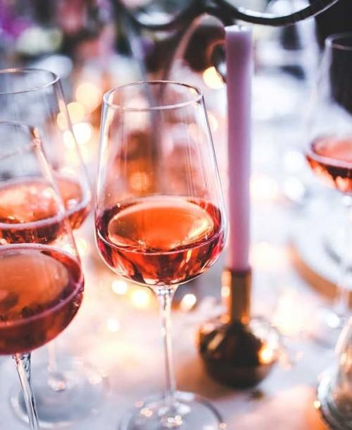 Especial Vinos rosados