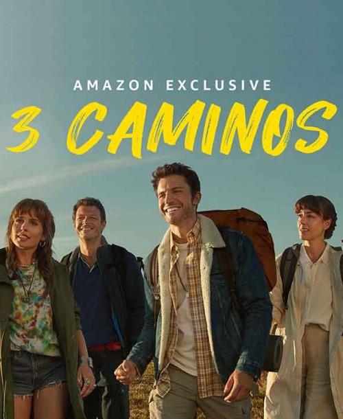 '3 Caminos', primeras imágenes de la serie protagonizada por Álex González y Verónica Echegui