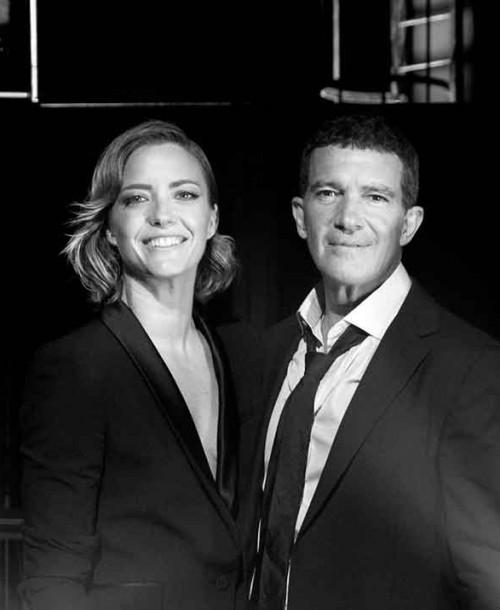 Antonio Banderas y María Casado llegan a Amazon Prime con 'Escena en Blanco y Negro'