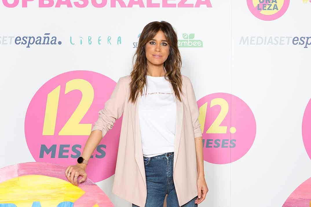 Isabel Jiménez desvela el nombre y el sexo de su bebé