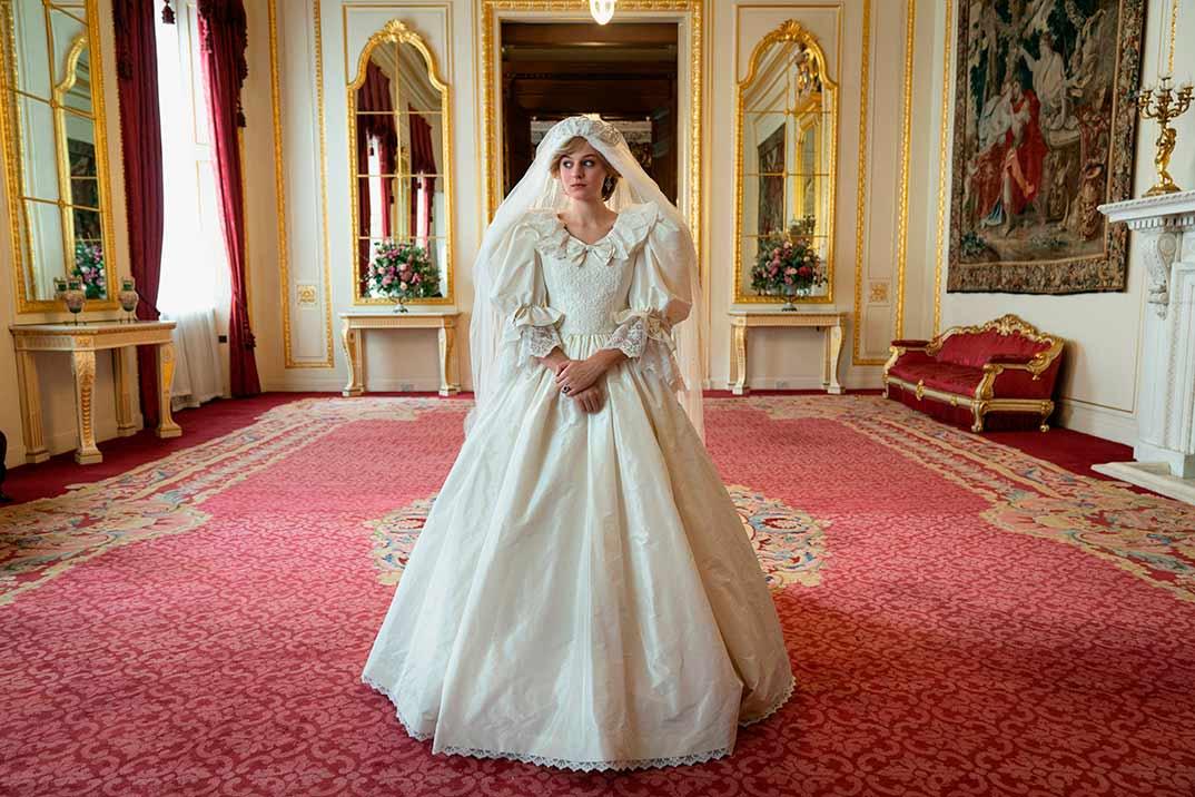 Emma Corrin - The Crown © Netflix