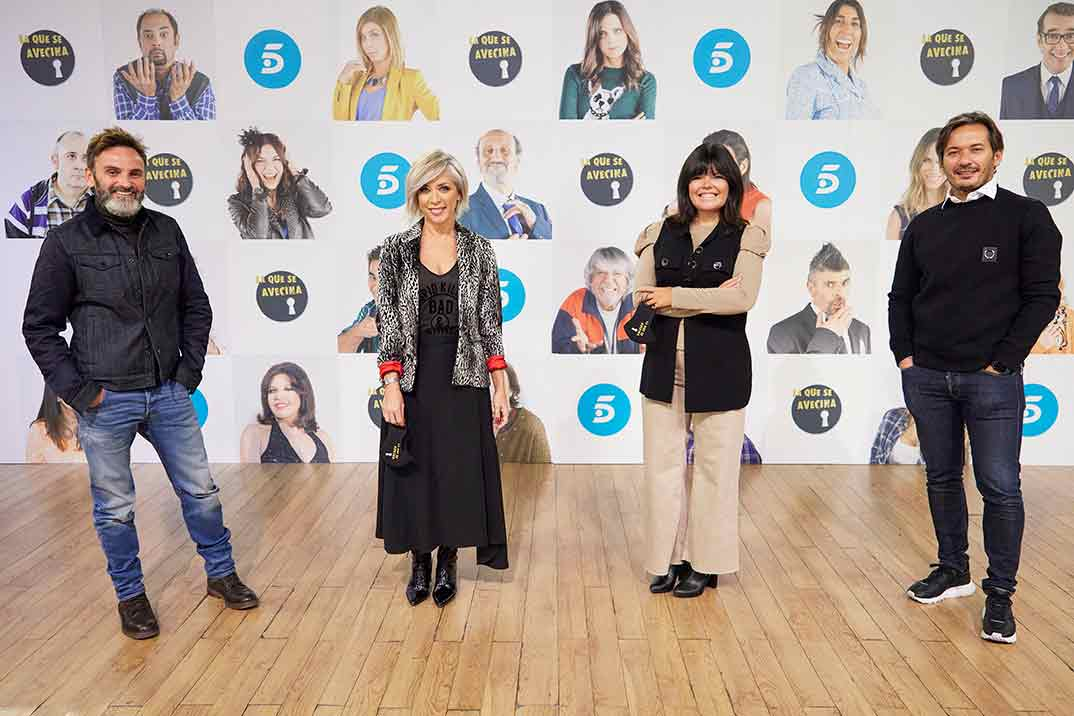 'La que se avecina' – Gran estreno de la Temporada 12 en Telecinco