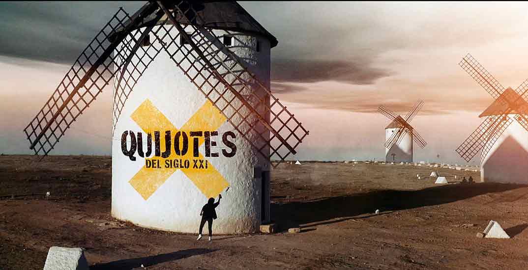 Quijotes del siglo XXI © Mediaset