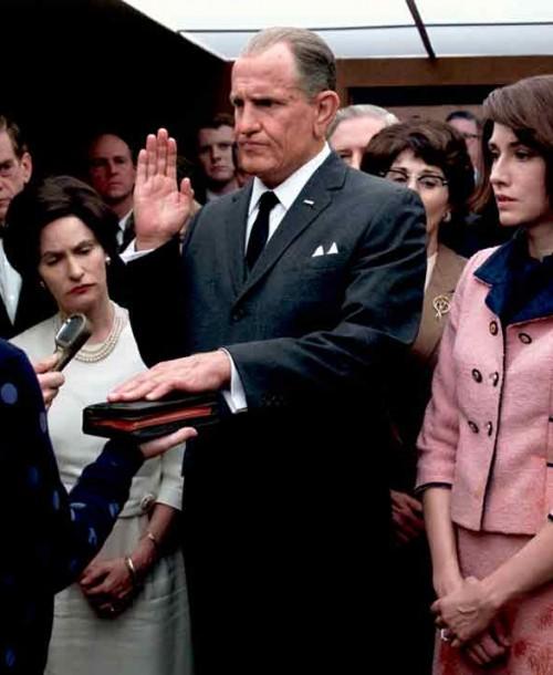 """""""A la sombra de Kennedy"""" con Woody Harrelson y Bill Pullman esta noche en AXN White"""
