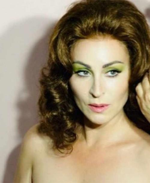 Primeras imágenes de Ana Milán como Sara Montiel en 'Veneno'
