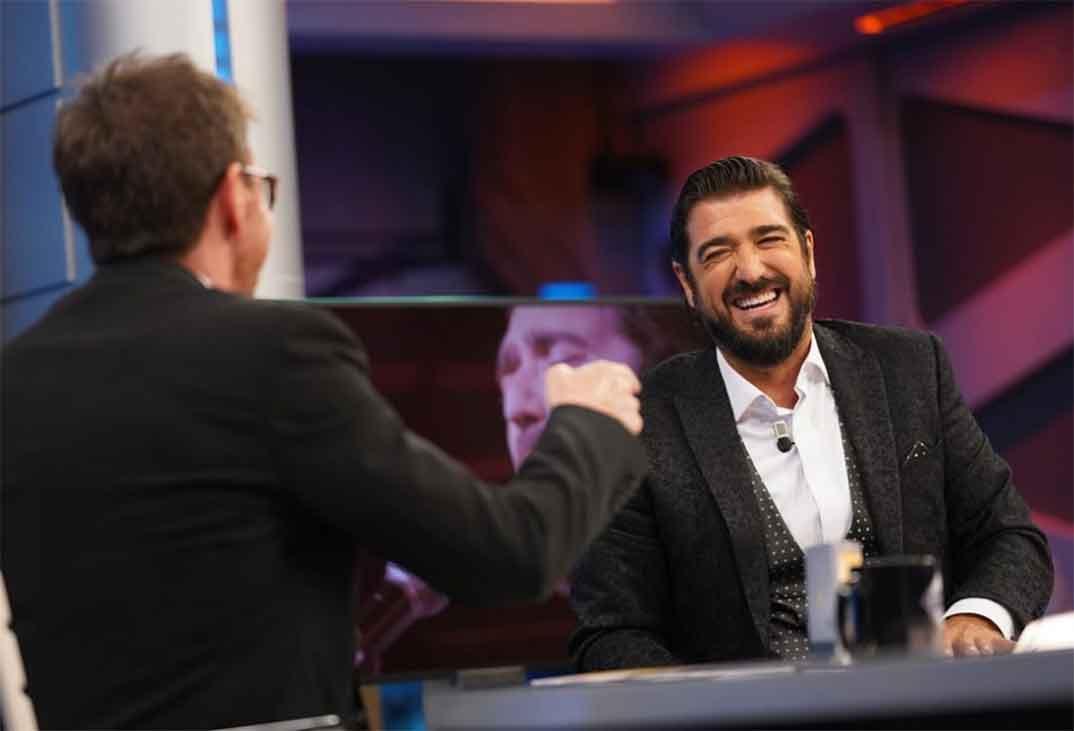 Antonio Orozco - El Hormiguero © Antena 3