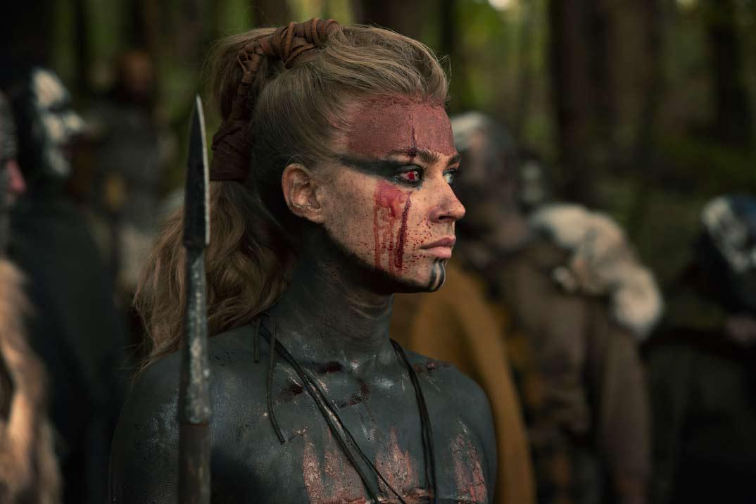 """""""Bárbaros"""" la nueva serie histórica de Netflix para los fans de """"Vikingos"""""""