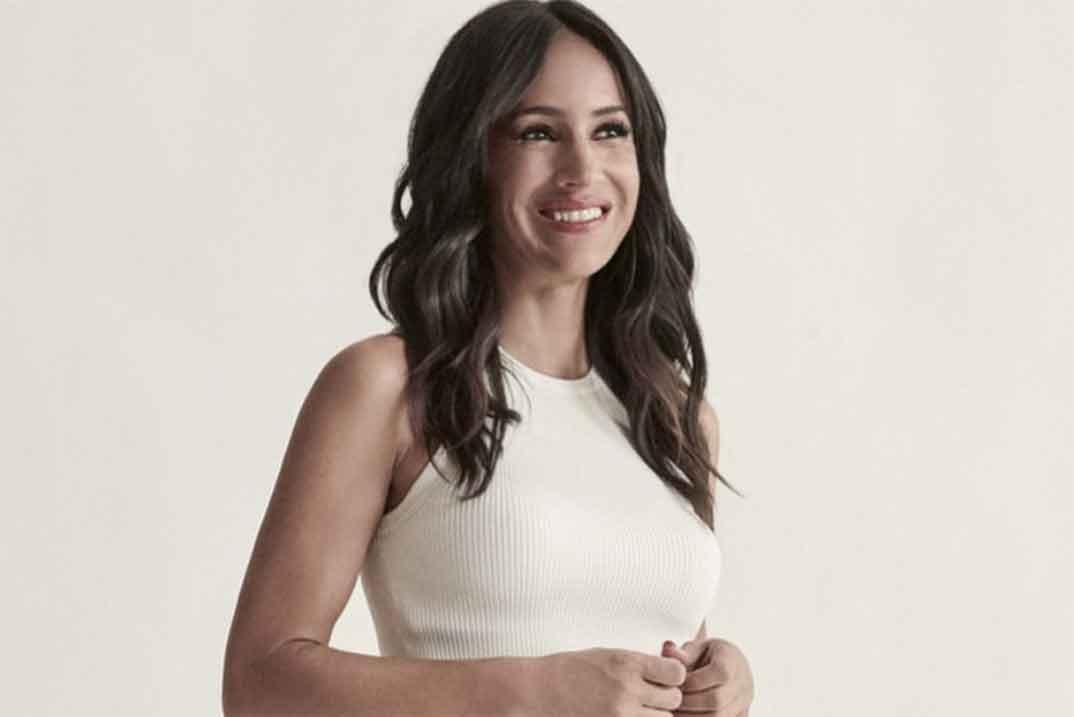 Begoña Villacís enamorada del periodista Rubén Amón