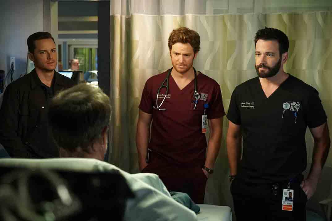 """""""Chicago Med"""" Temporada 4 Capítulo 2 esta noche en TNT"""
