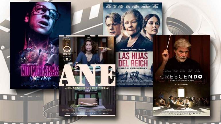 estrenos de cine 16 octubre 2020