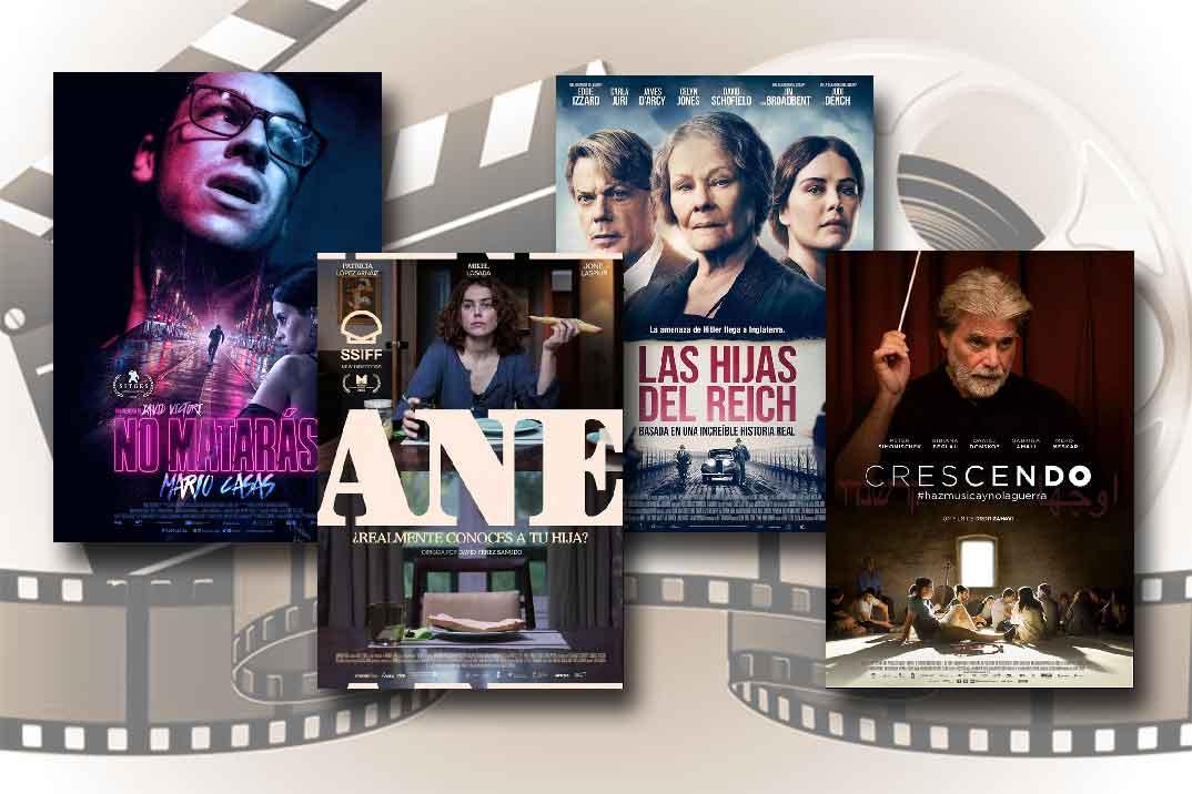 Estrenos de Cine de la Semana… 16 de Octubre 2020