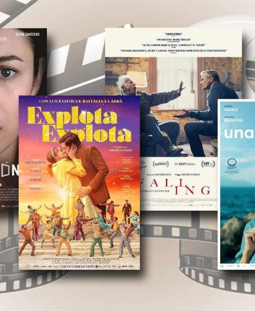 Estrenos de Cine de la Semana… 2 de Octubre 2020