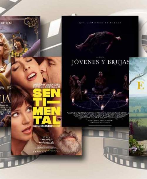 Estrenos de Cine de la Semana… 30 de Octubre 2020