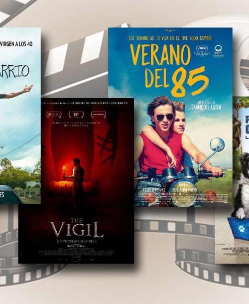 Estrenos de Cine de la Semana… 9 de Octubre 2020