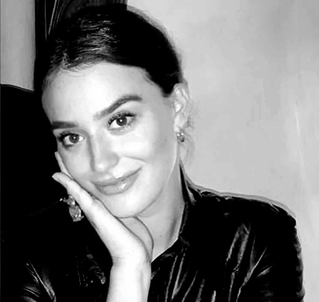 Claudia , novia Miguel Ángel Silvestre © Redes Sociales