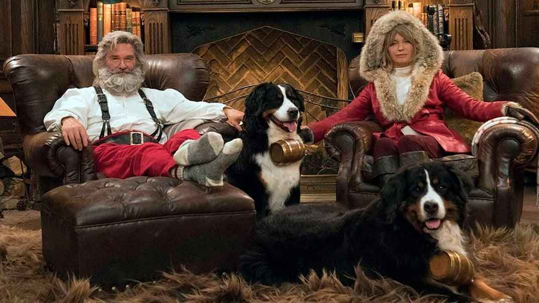 Crónicas de Navidad 2 © Netflix